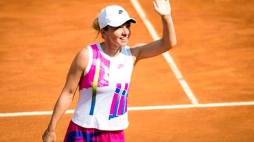 Trei turnee consecutive câștigate de Simona Halep. Își poate depăși recordul din 2015