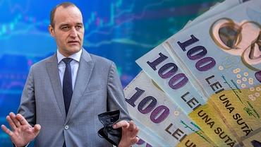 Cine sunt părinții lui Dan Vîlceanu, noul ministru al Finanțelor! Mama - afaceri cu statul, tatăl - vicepreședinte PSD Gorj