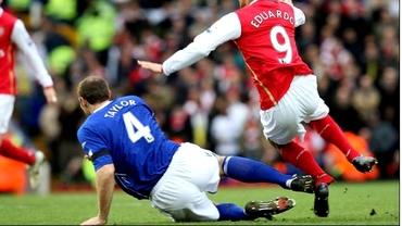 GALERIE FOTO. Cutremurător! Cele mai grave 10 accidentări din istoria fotbalului