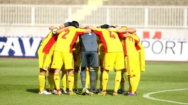 DEZASTRU! România U19 a început cu o înfrîngere calificările pentru EURO