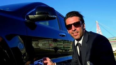 Cadou de Crăciun pentru jucătorii lui Juventus: super-maşină de 50.000 de €