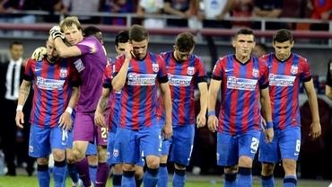 Teja laudă Steaua: