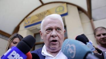Viorel Hrebenciuc, condamnat la 2 ani de închisoare cu executare, în dosarul retrocedărilor ilegale