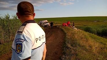 Tragedie în Teleorman. Doi bărbați au murit înecați, iar un al treilea e în stare gravă la spital, după ce au încercat să pescuiască ilegal