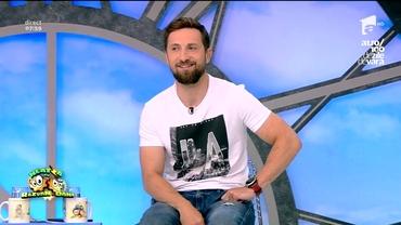 Cum a reacționat Dani Oțil când fostul iubit al actualei sale logodnice a apărut în platoul emisiunii pe care o prezintă