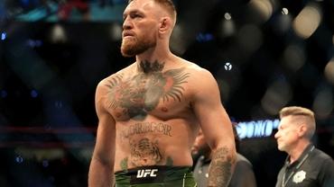 """Conor McGregor, operat cu succes. Prima reacție a irlandezului: """"O să revin mai bun decât am fost până acum"""". Video"""