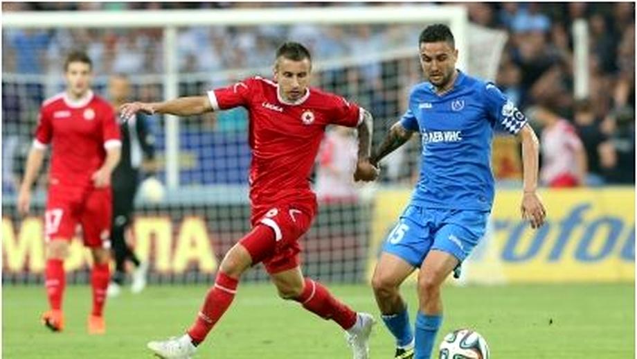 VIDEO / Buş a marcat pentru ŢSKA în derby-ul Bulgariei!