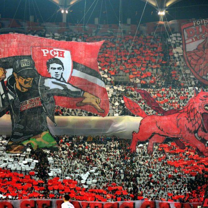 Peluza Catalin Hildan, pe Arena Națională