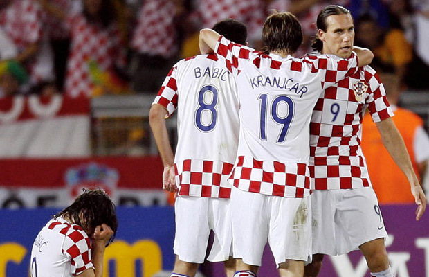 Croaţia la Campionatul Mondial din 2006