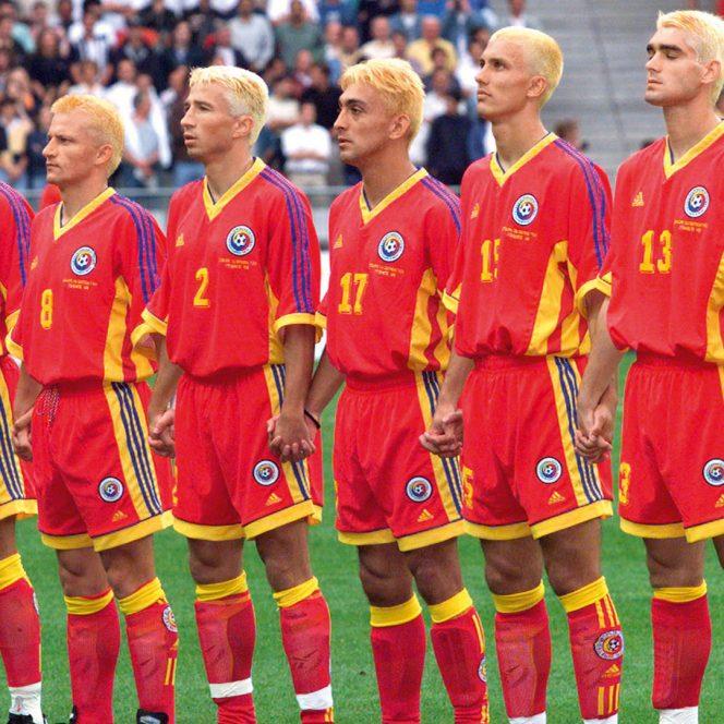 România la Campionatul Mondial din 1998