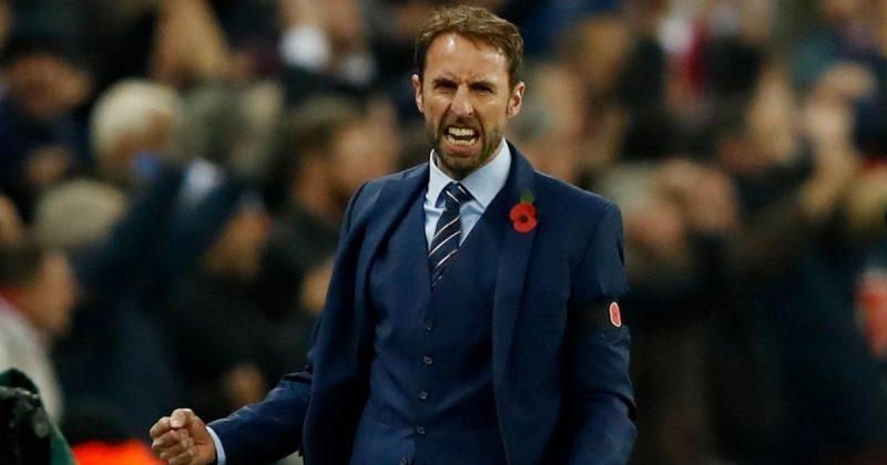 Gareth Southgate este selecţionerul Angliei la Campionatul Mondial 2018