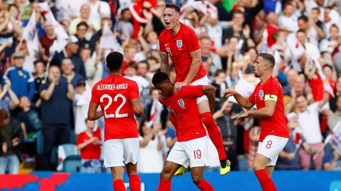 Anglia visează la trofeu la Campionatul Mondial 2018