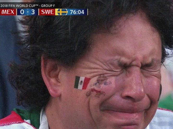 Fanii Mexicani, nebunie la golul Coreei de Sud. Aici, când încă nu se marcase niciun gol la Kazan