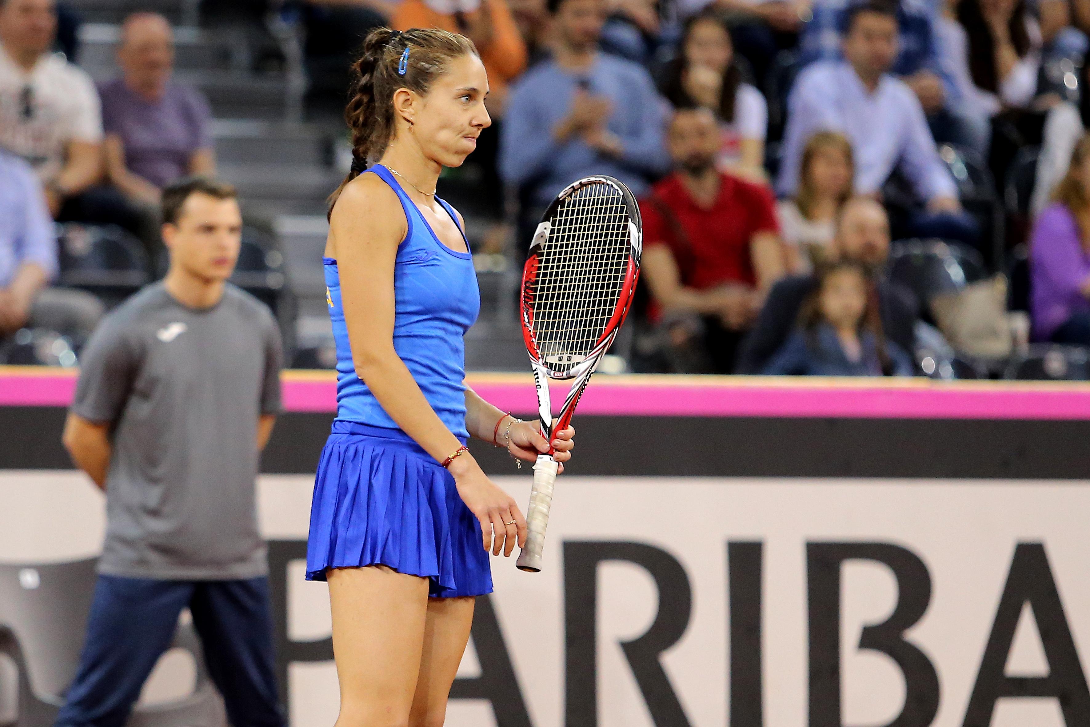 Mihaela Buzarnescu a ramas profund dezamagita de reactia Federatiei Romane de Tenis