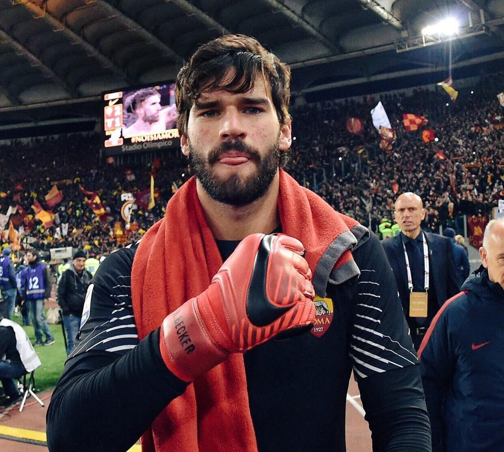 Alisson Becker devine cel mai scump portar din istorie, după ce FC Liverpool s-a înțeles cu AS Roma pentru transferul brazilianului contra sumei de 75 de milioane de euro