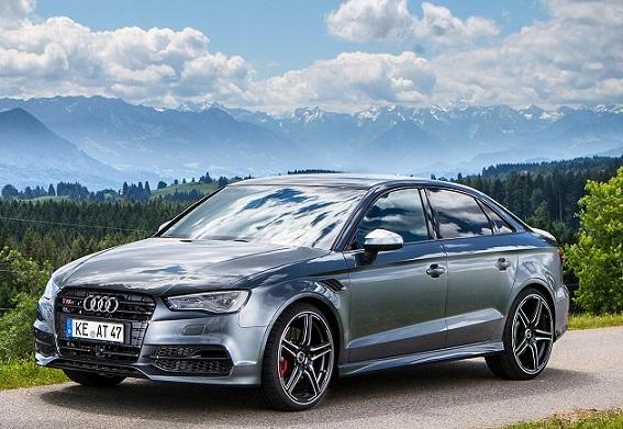 """Adi Popa vrea să-și mărească """"garajul"""" cu noul Audi RS3"""