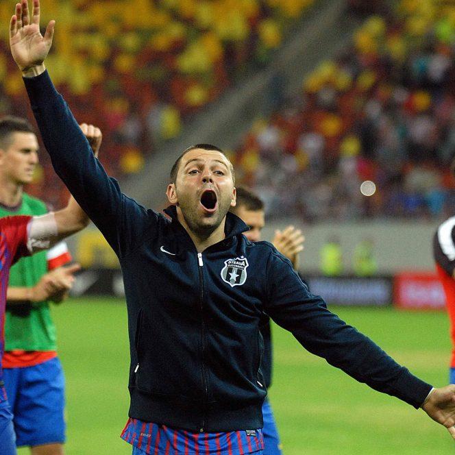 Raul Rusescu a semnat cu FCSB