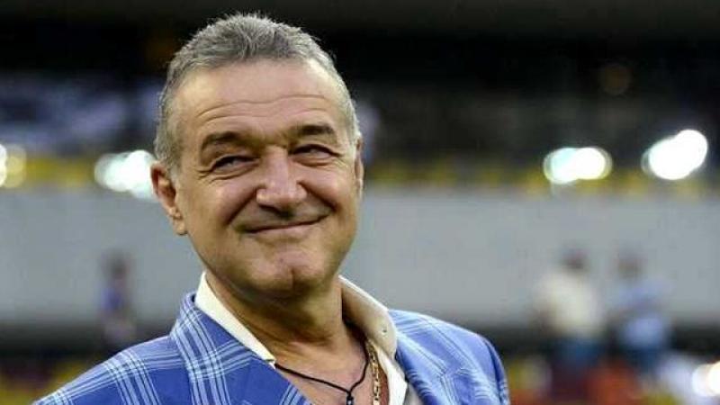 Gigi Becali nu se ascunde. Este exact cum îl descrie Budescu în interviul exclusiv pentru FANATIK. Îi place să comande tot!