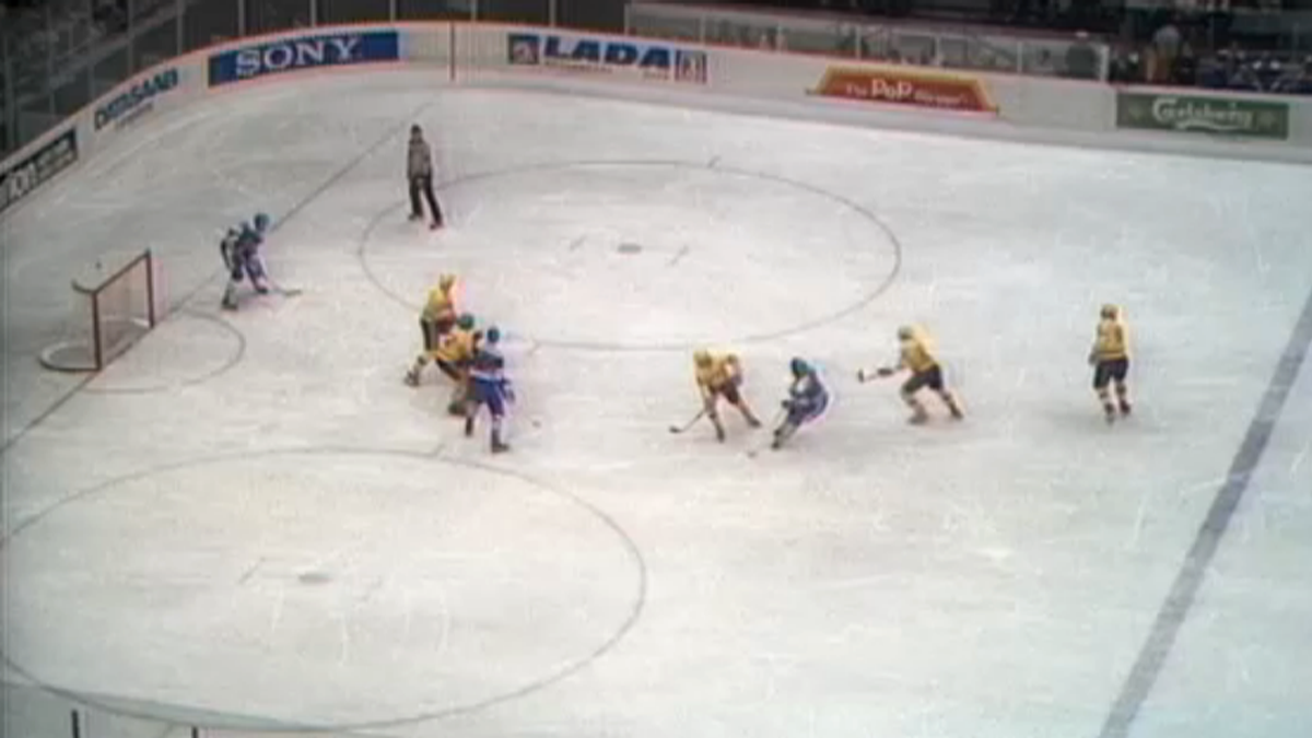 5 mai 1977 a fost ziua când România a bătut SUA la hochei pe gheaţă