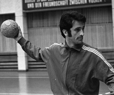 Cristian Gaţu, cel mai bun handbalist din istoria României