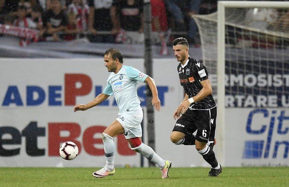Duelul dintre Filipe Teixeira şi Mihai Popescu