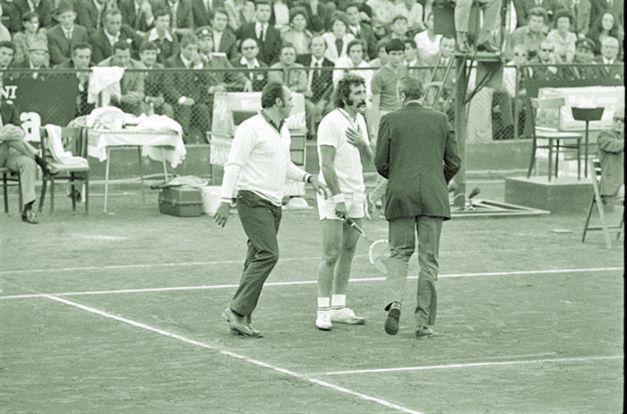 România, la un pas să câştige Cupa Davis în 1972