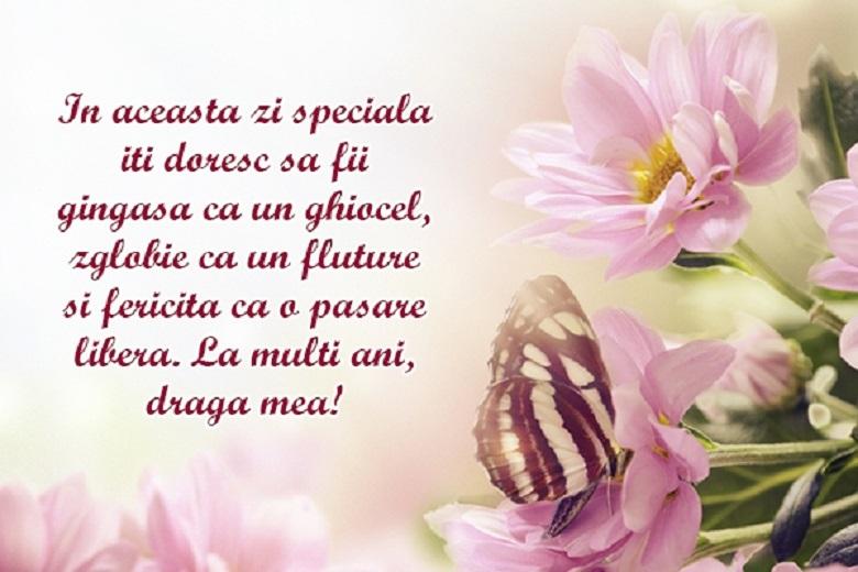 Mesaje de Florii pentru toate persoanele cu nume de flori din România și din lumea-ntreagă! La mulți ani!