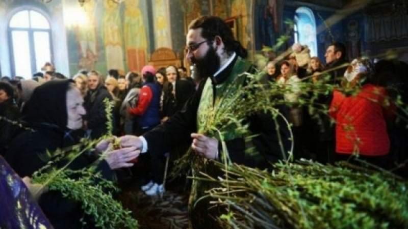 Ce simbolizează salcia adusă de credincioși în Duminica Floriilor