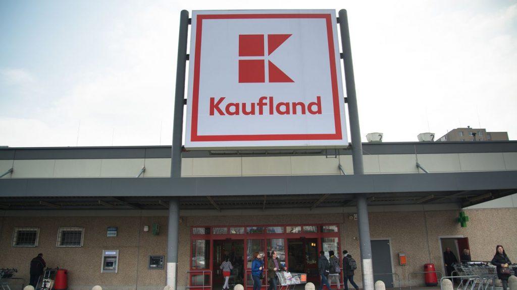 hypermarket kaufland