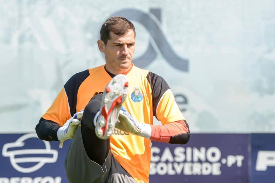 Iker Casillas a suferit un atac de cord la antrenamente