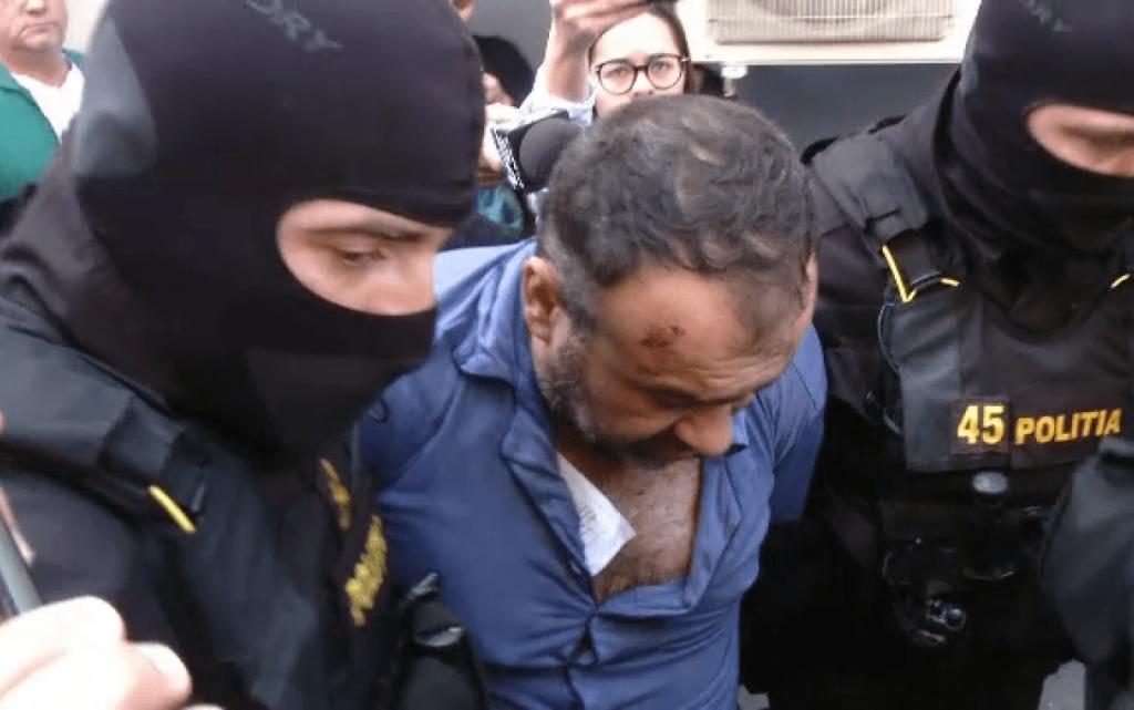Marce Lepa a fost arestat preventiv vineri, 7 iunie