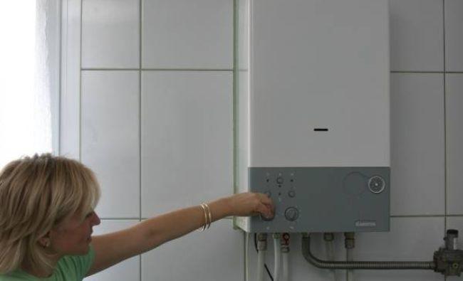 Jale mare pentru cei cu centrale termice de apartament. Centrală