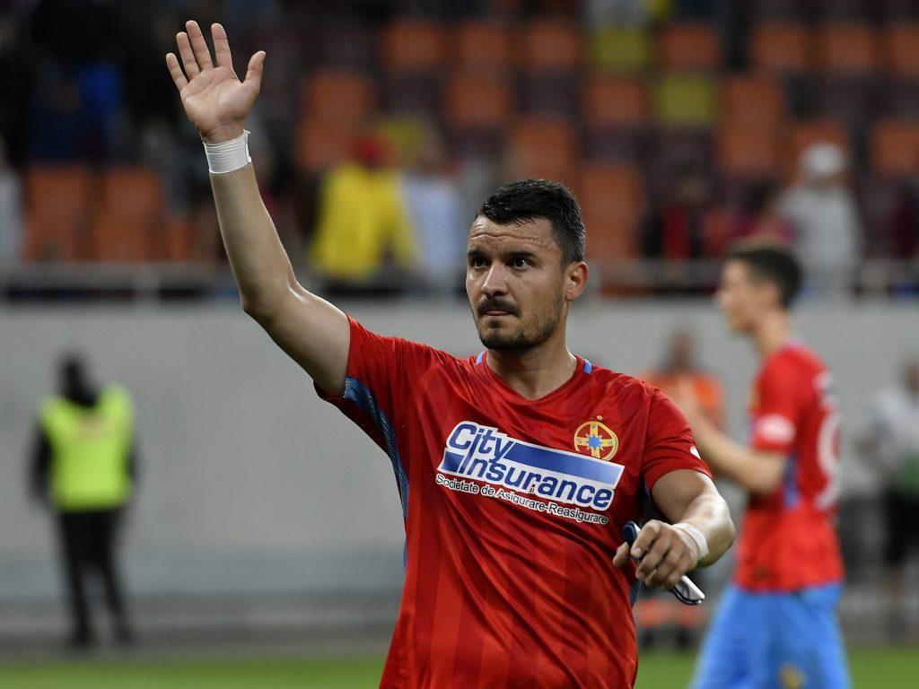 Constantin Budescu s-a recuperat la baza FCSB-ului în această vară.