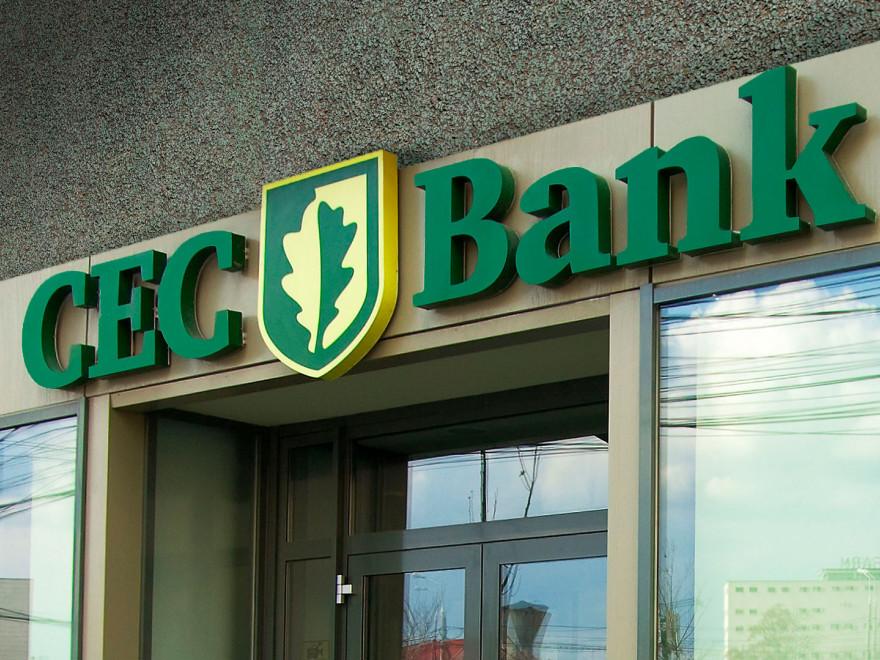 """CEC Bank, """"țeapă"""" de 3 milioane de euro. CEC"""