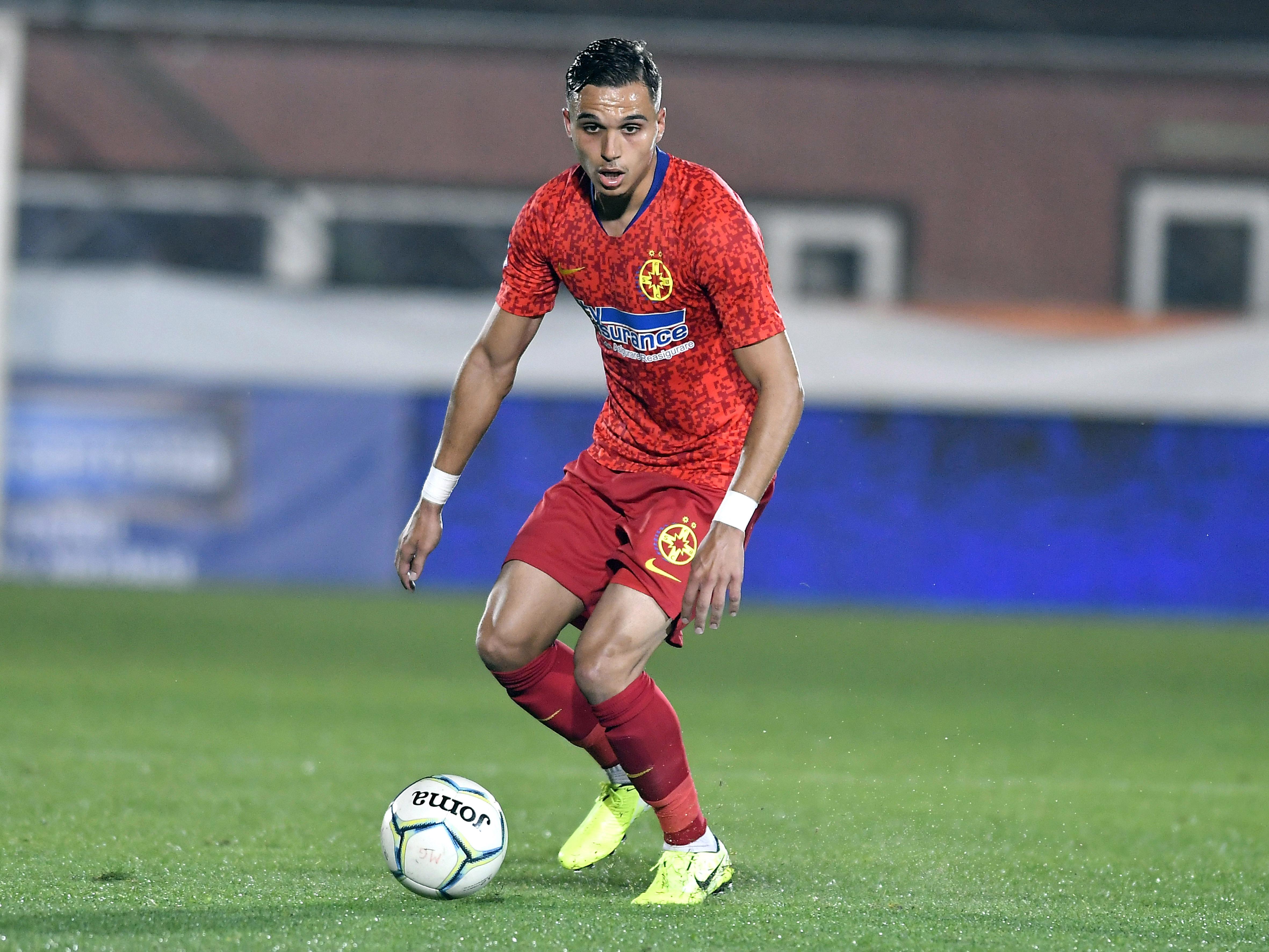 Cristi Manea va fi titular în meciul cu Dinamo. Sursă foto: sportpictures.eu