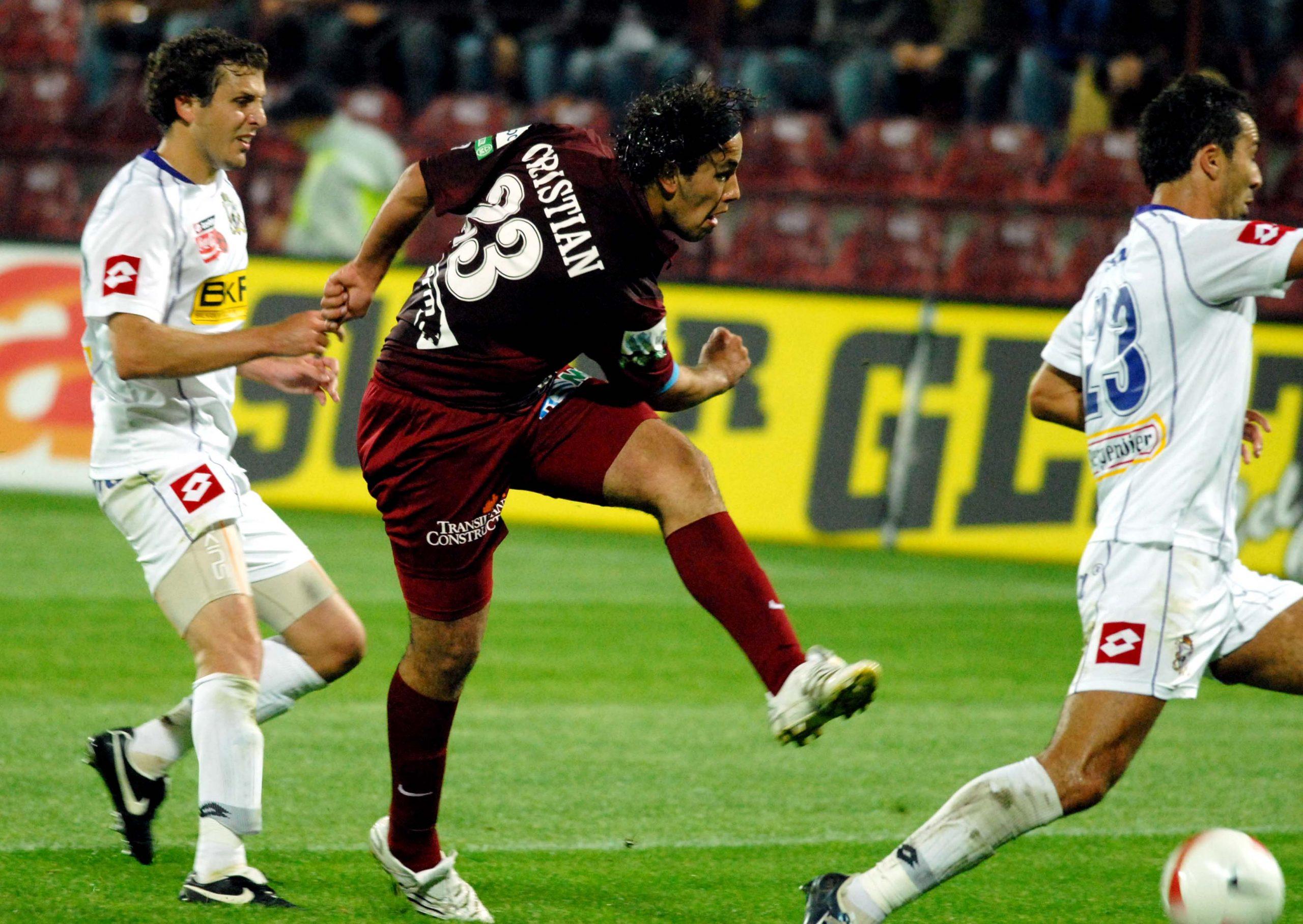 Reperele lui CFR Cluj, echipa care în 2000 era ca şi desființată, iar acum domină fotbalul românesc