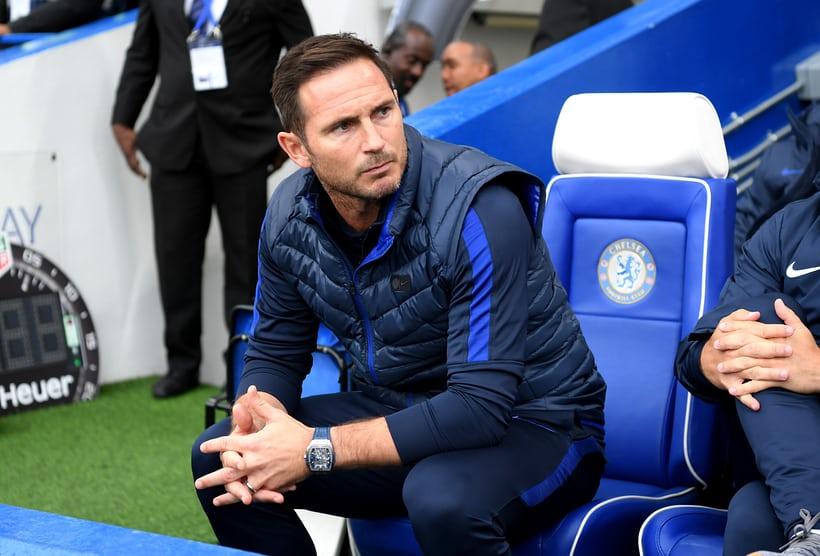 Ceasul lui Frank Lampard. Sursă foto: hodinkee.com