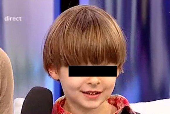 Bibi era unicul copil al actorului. A aflat de existența lui abia în 2015. Sursa foto: Captură TV