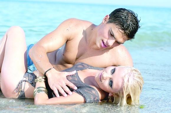 Sylvia și frumușelul Iulian Demetr, bărbatul cu care l-a nșelat pe Andrei Ștefănescu