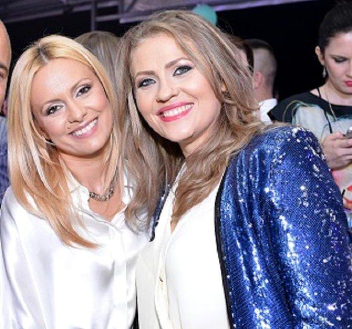 Simona Gherghe și Mirela Vaida sunt foarte bune prietene