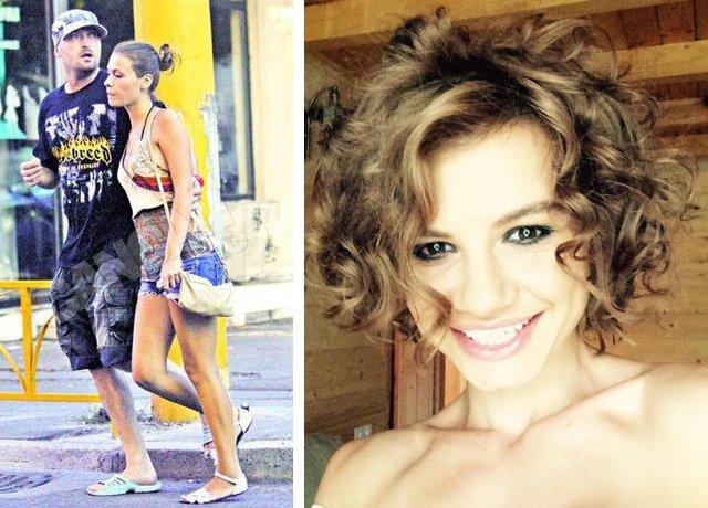 Daniela Moraru, iubita lui Cheloo