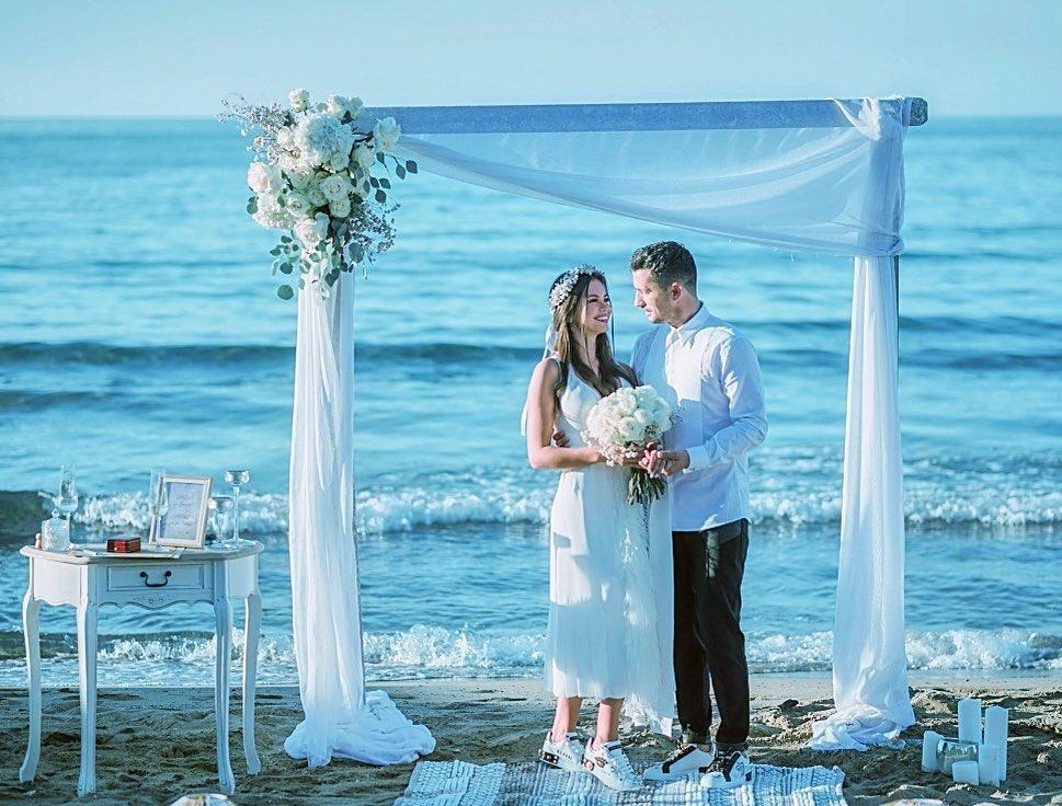 Flick și Denisa Hodișan s-au căsătorit