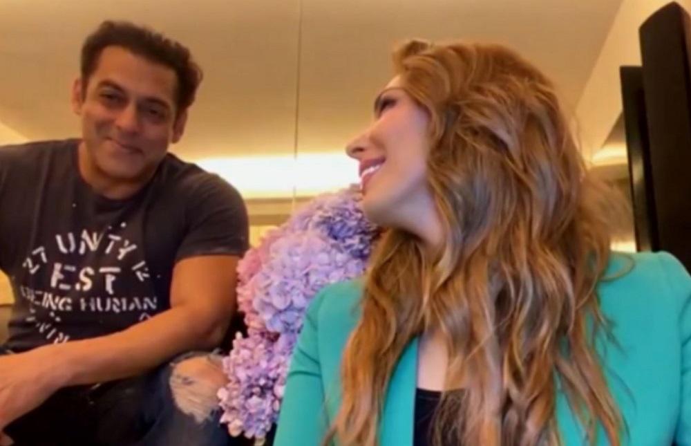 Iulia Vântur și Salman Khan nu se mai ascund și au fost împreună, la TV. Ce i-a mărturisit fosta prezentatoare lui Cătălin Măruță