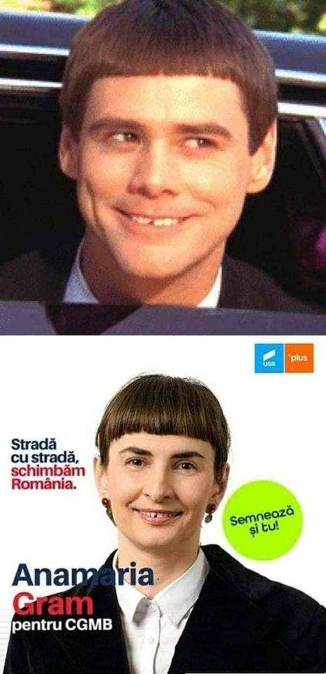 Glumele electorale condimentează această campanie. Sursa foto: Facebook
