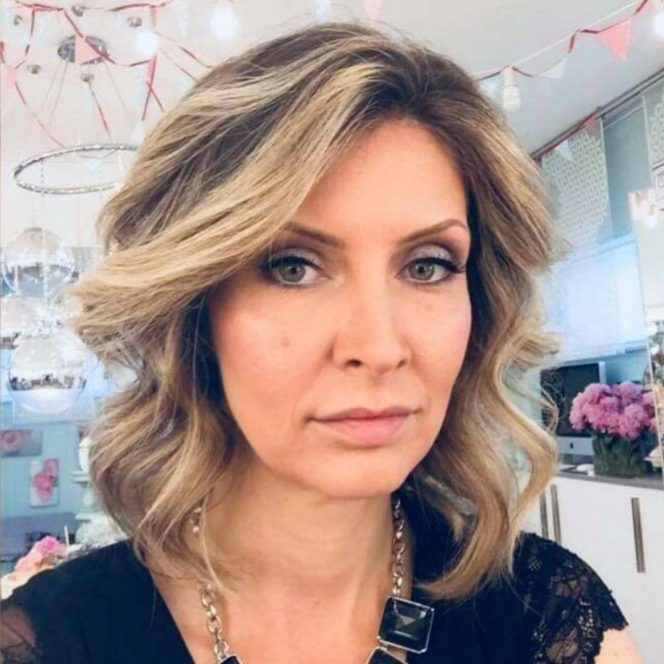 Tereza Tranakas, fosta soție a lui Radu Vâlcan