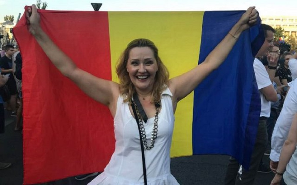 Cine este Elena Lasconi, ziarista care a devenit primar la Alegerile Locale 2020
