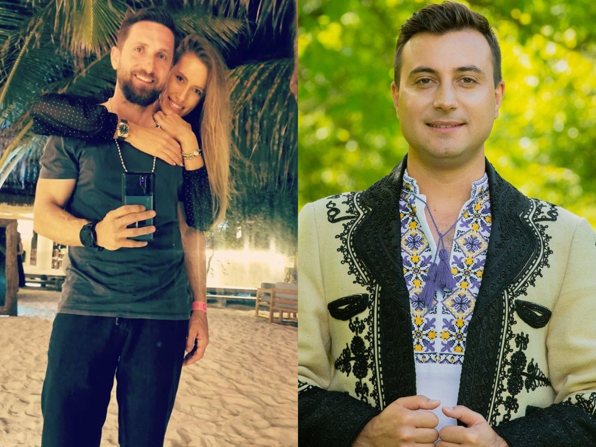 Cu cine s-a iubit logodnica lui Dani Oțil înainte de relația cu prezentatorul Antena 1