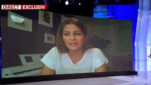 Emi, sora mai mică a lui Mihai Gâdea. Sursa foto: Captură Antena 3