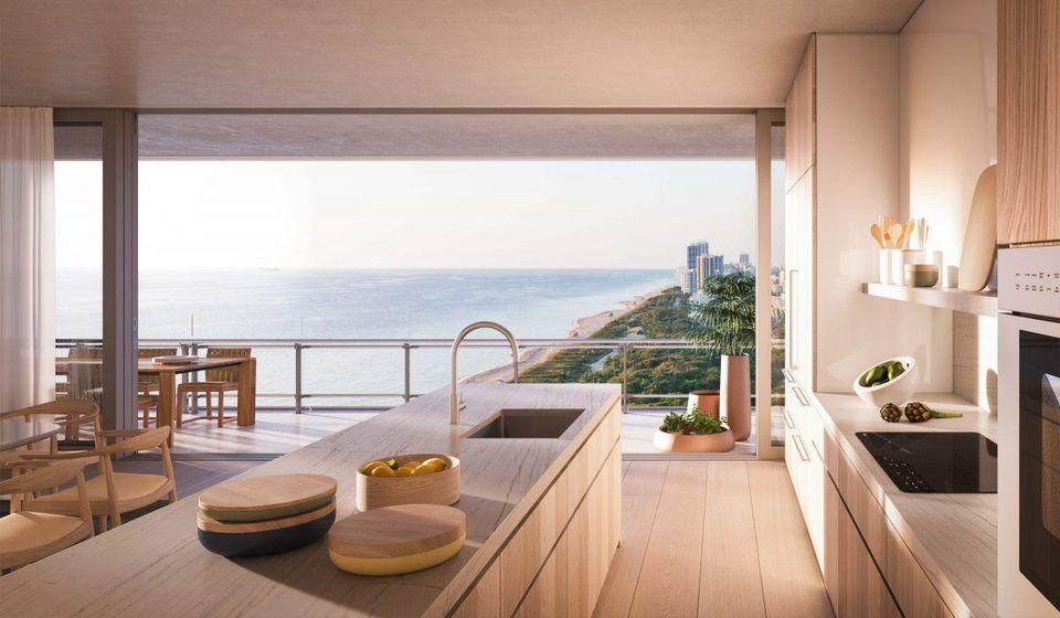 Din orice punct al casei se vede oceanul. FOTO: EIGHTY SEVEN PARK