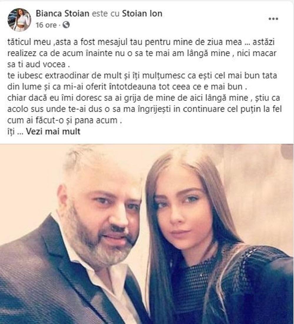 Nepoata lui Florin Salam a făcut un anunț dureros după moartea lui Nelu. Ce a anunțat familia cântrețului